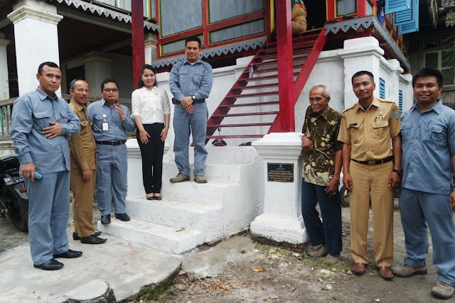 Istana Niat Lima Laras Batubara