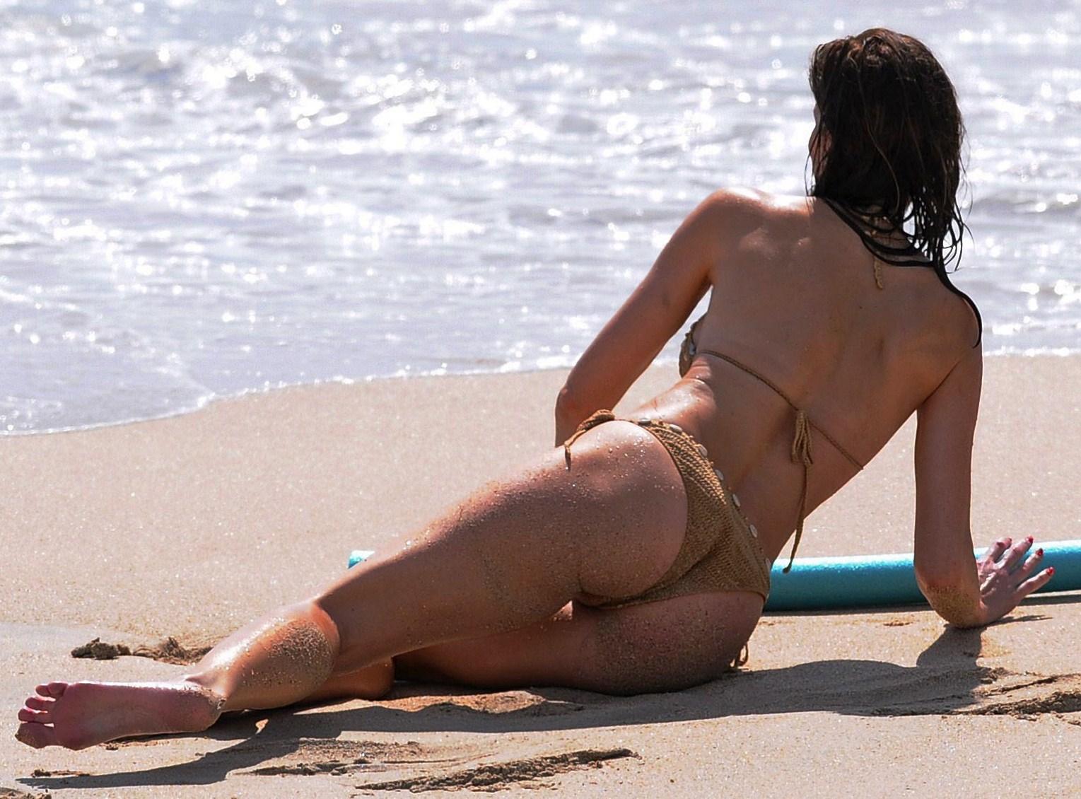 Well. Very sexy stephanie seymour bikini