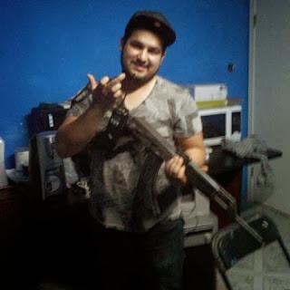 El Loco de Cártel del Golfo en Reynosa, mata niños
