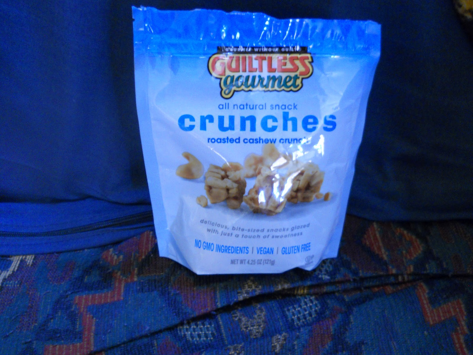 The kids are grown, now what?: Guiltless Gourmet Crunches Review ...