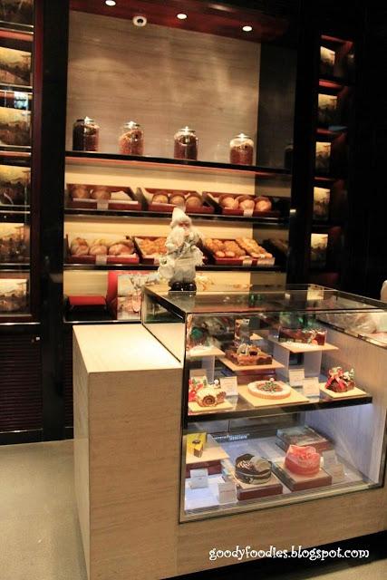 Mandarin Cake Shop Openrice