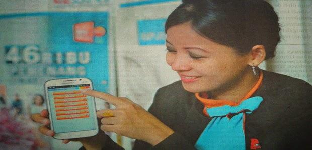 Beli Bank Hingga Sasaran Pengguna HP
