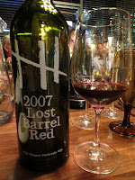 2007 Creekside Lost Barrel Red
