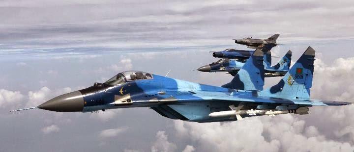 List of Aircraft of Bangladesh Air force