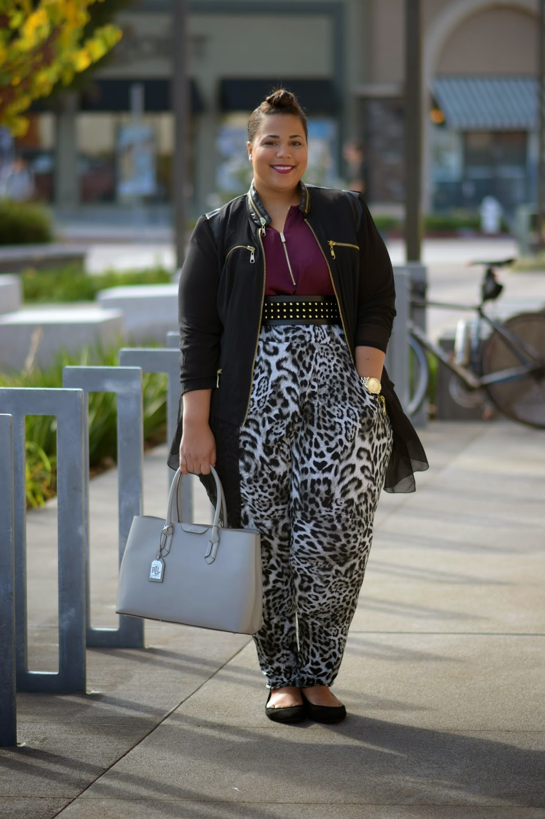 Plus Size Leopard Pants, Nordstrom Plus Size