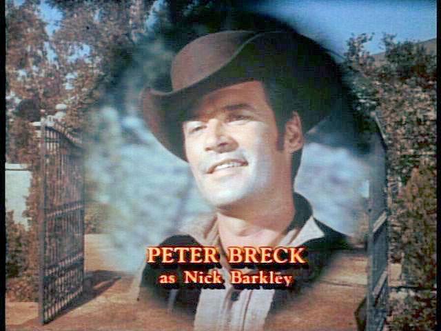 peter breck bonanza