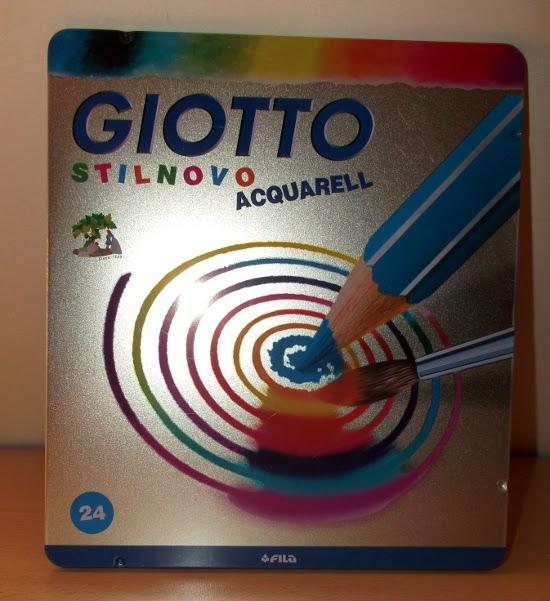 Boite métal de Giotto