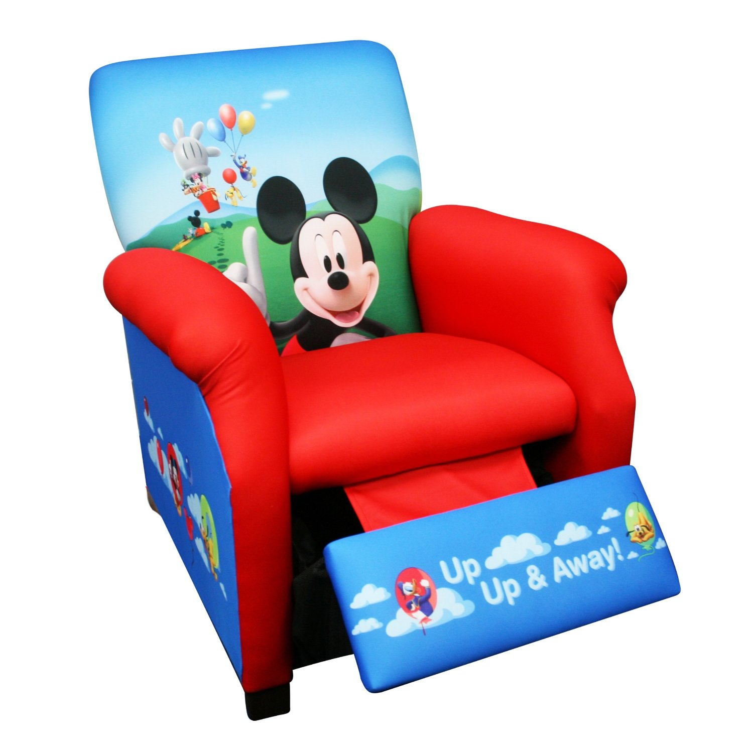 Disney Recliner Mickey Mouse Club House, Image