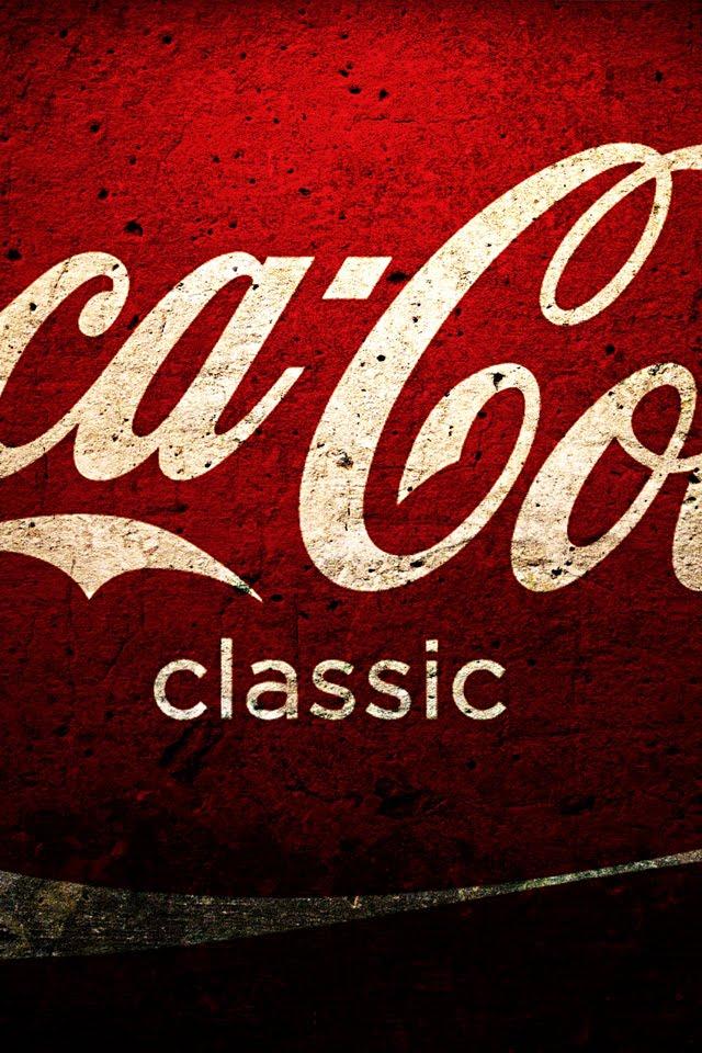 iPhone Retina Display Wallpapers: Coca Cola Retina Background Pictures
