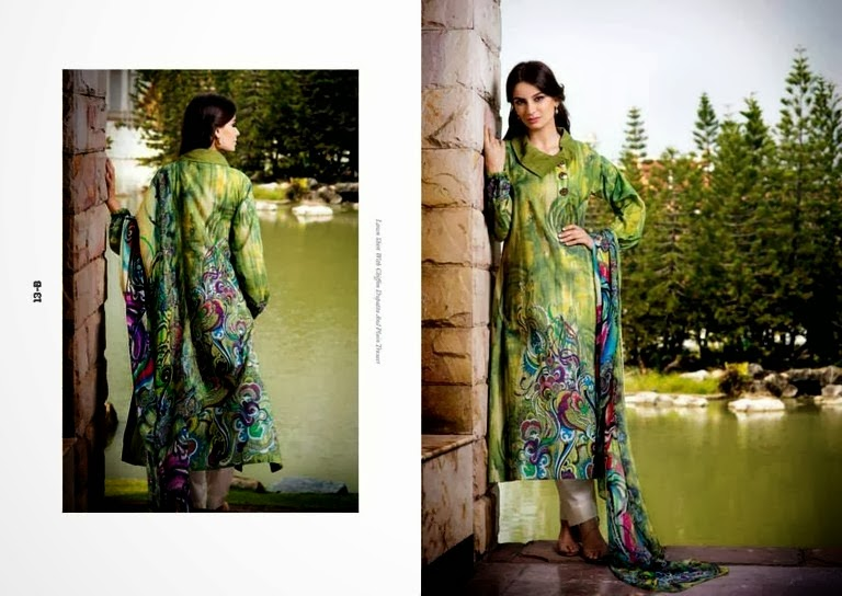 Resham Ghar Lawn Prints for Women