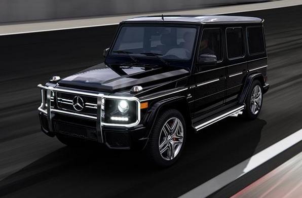 Mercedes G5 2015 Gallery
