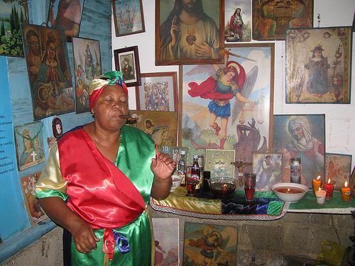 """Hoy se celebra el Día San Miguel Con ritos, cantos y """"romo"""""""