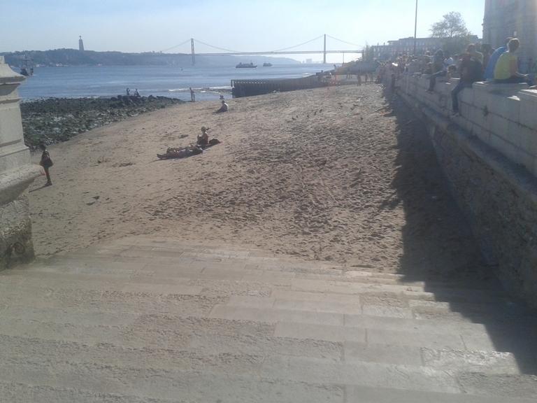 Praia Fluvial Ribeira das Naus