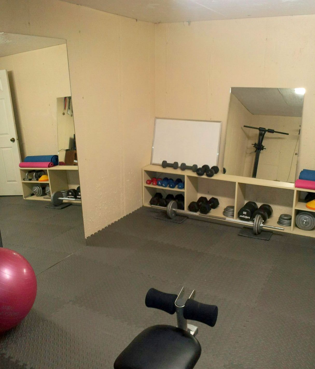 home gym joy - photo #34