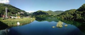 Lago di Vagli (foto ap)
