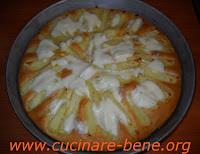 ricetta focaccia patate e mozzarella