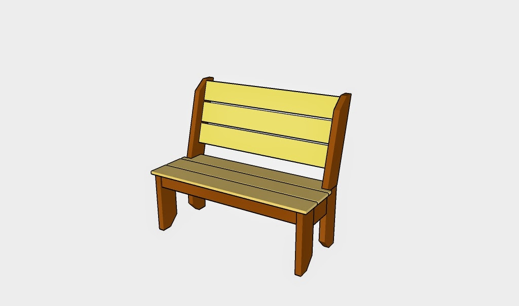 Picnic table plans how to build a garden bench for Complex table design