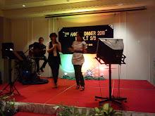 Majlis Makan Malam PCKT 2012 Di Avilion Legacy Hotel, Melaka