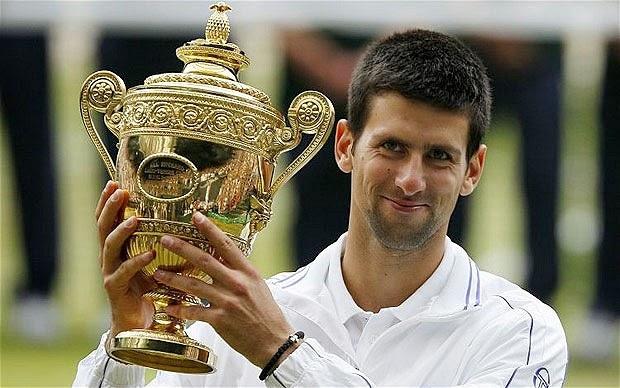 Djokovic levanta su segundo Wimbledon