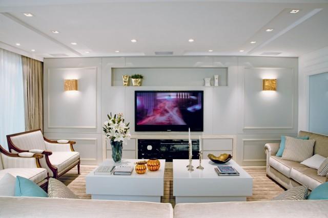 decoracao de sala luxo:Blog Decoração de Interiores: Projeto de Decoração de Sala Estar