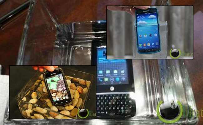 5 Smartphone Android dengan Ketahanan Bodi terbaik di Dunia