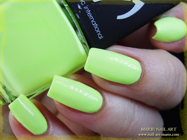 LM Cosmetic Yellow Popsicle6