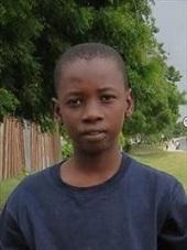 MwinyiHaji - Tanzania (TZ-231), Age 14