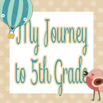 My Journey to 5th Grade