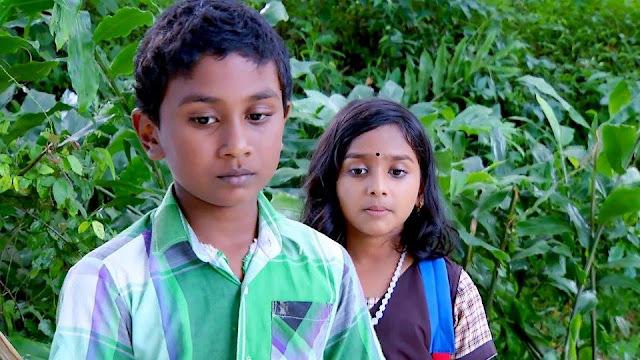 Manikuttan and Janikutty in Manjurukum Kalam Serial