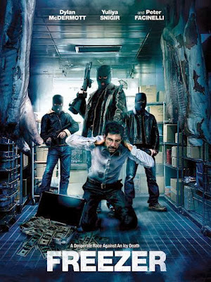 Poster Of Freezer (2014) In Hindi English Dual Audio 300MB Compressed Small Size Pc Movie Free Download Only