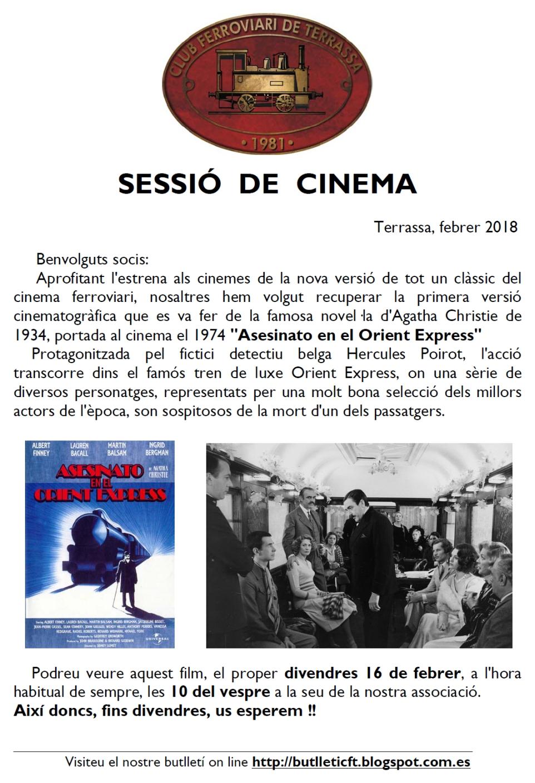 Cinema Ferroviari