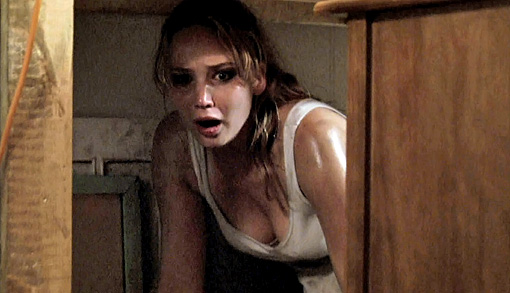 Jennifer Lawrence en House at the End of the Street