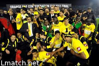 المغرب الفاسي تفوز بكاس السوبر الافريقي