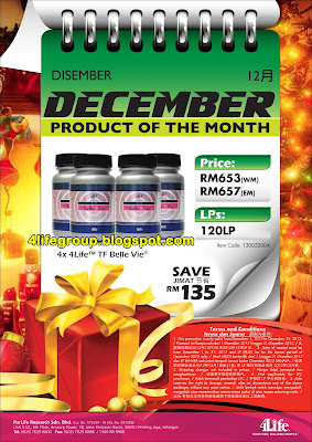 Product Of The Month - December 2012