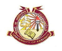 Kashmir University Results 2013 - kashmiruniversity.net B.Ed B.Tech MA Msc