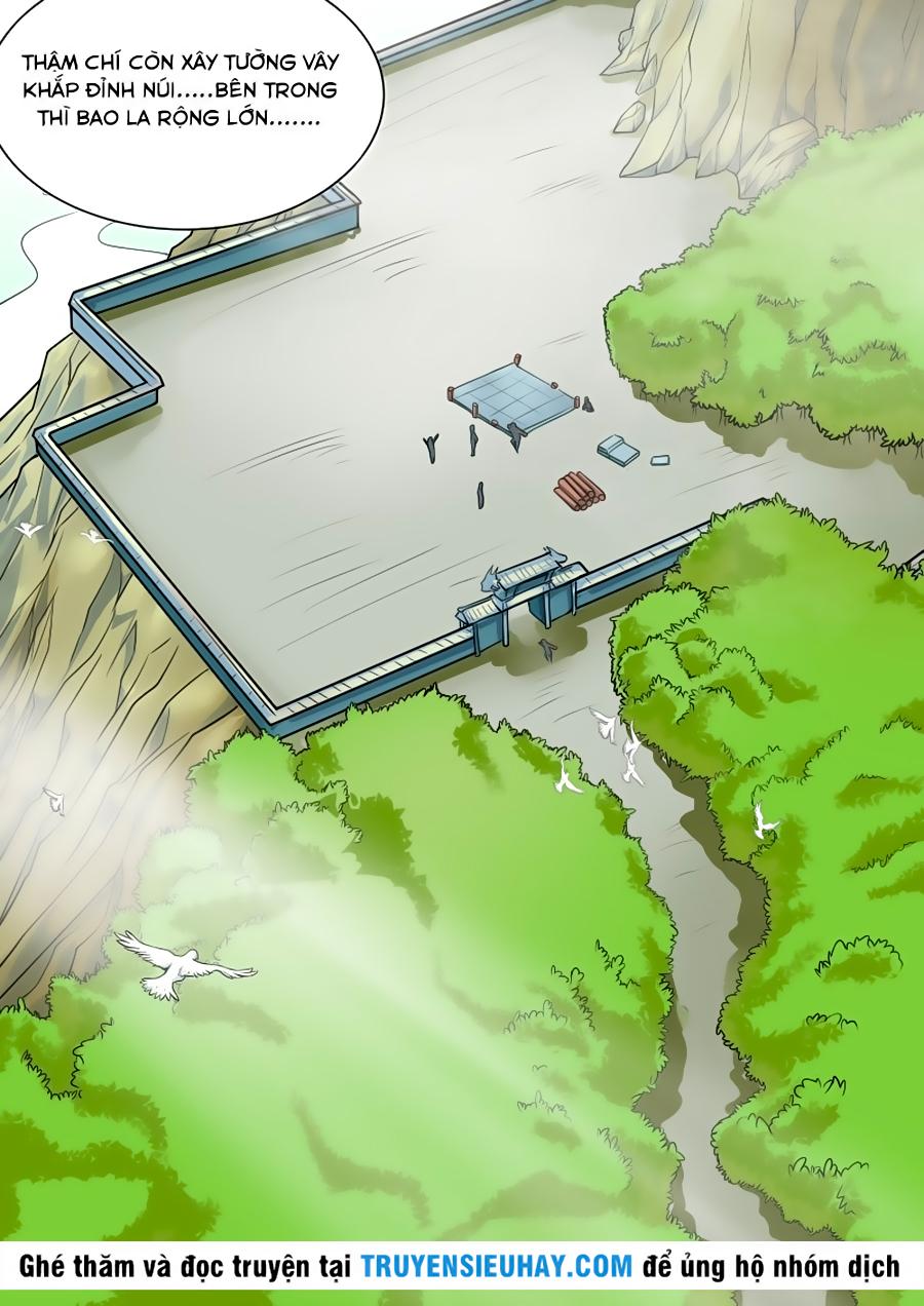Sử Thượng Đệ Nhất Chưởng Môn Chapter 9 - Hamtruyen.vn