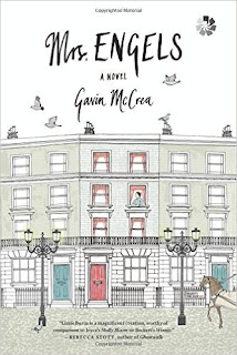 Mrs. Engels: A Novel by Gavin McCrea