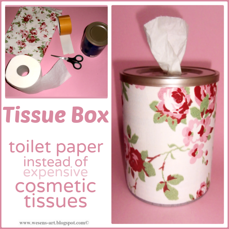 Tissue Box wesens-art.blogspot.com