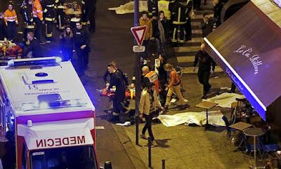 Paris France - ISIS Attacks