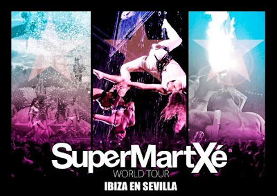 SuperMartXé World Tour Sevilla