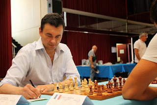 Master d'échecs ronde 7 : Eric Prié (2493) - Photo © Chess & Strategy