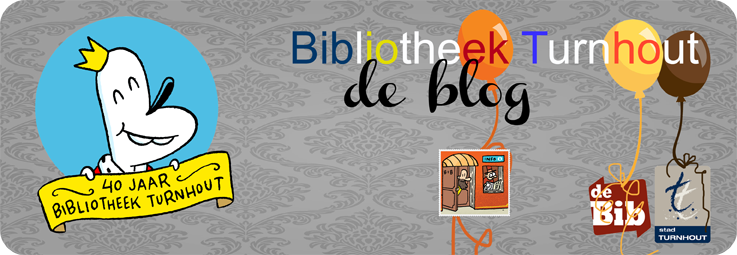 Bibliotheek Turnhout : de blog