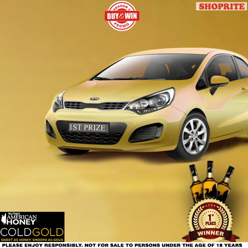 @Shoprite_NG Promo. Win One of Three Kia Rio's