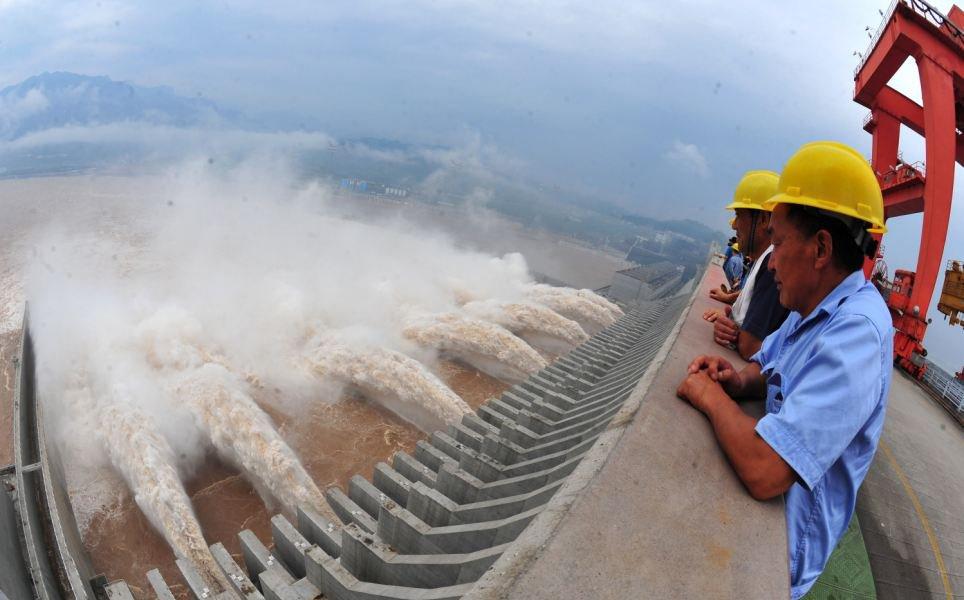 Three Gorges Dam το μεγαλύτερο υδροηλεκτρικό φράγμα στον κόσμο