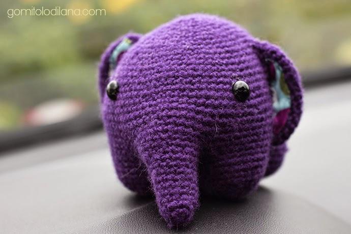 Uncinetto Amigurumi Elefante : Elefante Amigurumi Schema Gratis - Free Pattern Gomitolo ...