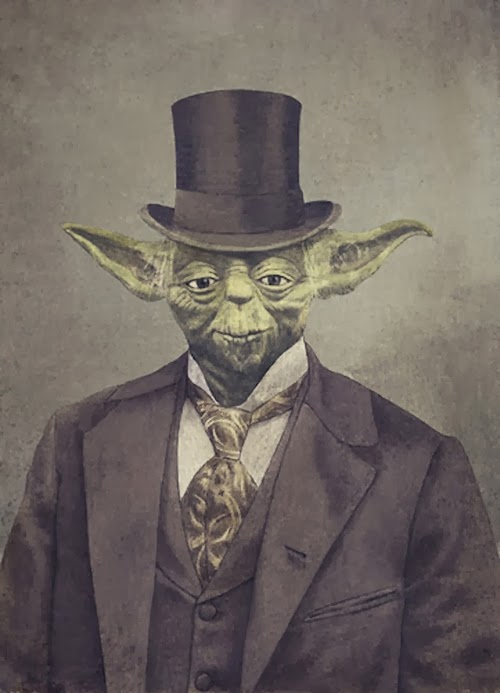 02-Grand-Master-Yoda-Terry-Fan-Victorian-Star-Wars-www-designstack-co