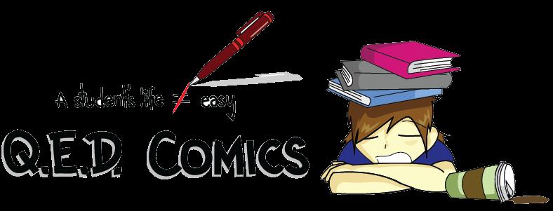 Q.E.D. Comics