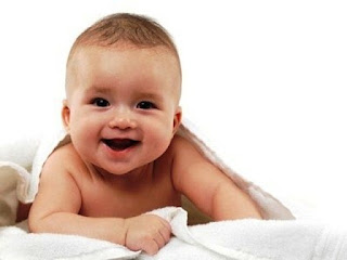 Ekspresi Bayi Cilik Ganteng Lucu Banget