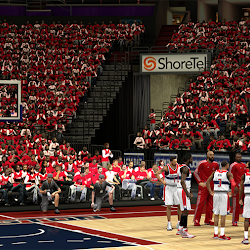 NBA 2K14 Washington Wizards Playoffs Crowd Mod