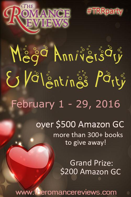 TRR Mega Anniversary/Valentine Party